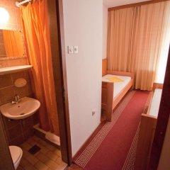 Youth Hostel Zagreb Стандартный номер с различными типами кроватей