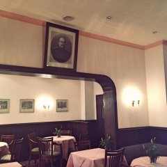 Отель Bismarck Германия, Дюссельдорф - отзывы, цены и фото номеров - забронировать отель Bismarck онлайн питание фото 3