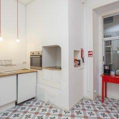 5 Sins Chiado Hostel удобства в номере