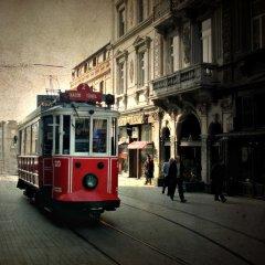 Отель Snog Rooms & Suites Стамбул городской автобус