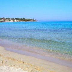 Отель Villa Sirio Фонтане-Бьянке пляж фото 2