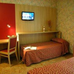 Hotel San Carlo 3* Стандартный номер с различными типами кроватей