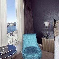 Clarion Collection Hotel Skagen Brygge 3* Стандартный номер с двуспальной кроватью фото 2