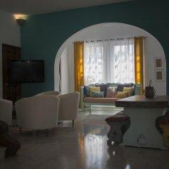 Hotel Capri 3* Улучшенный номер с различными типами кроватей фото 14