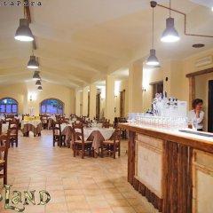 Отель Il Redentore Рокка-ди-Папа питание фото 2