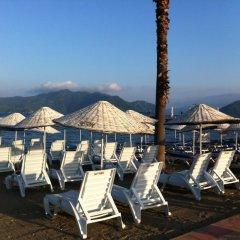 Sesin Hotel Турция, Мармарис - отзывы, цены и фото номеров - забронировать отель Sesin Hotel онлайн пляж