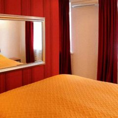 Hotel Mechta 2* Стандартный семейный номер с двуспальной кроватью фото 4