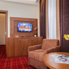 Best Western PLUS Centre Hotel (бывшая гостиница Октябрьская Лиговский корпус) 4* Стандартный номер двуспальная кровать фото 2