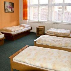 AZ-Hostel Кровать в женском общем номере с двухъярусной кроватью