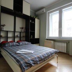 Апартаменты Four Squares Apartments on Tverskaya Улучшенные апартаменты с различными типами кроватей фото 12