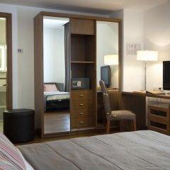 Hotel Plaza 4* Номер Комфорт с различными типами кроватей фото 5