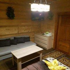Отель Camping Harenda Pokoje Gościnne i Domki Закопане комната для гостей