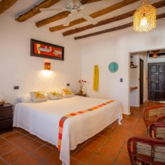 Beachfront Hotel La Palapa - Adults Only 3* Стандартный номер с различными типами кроватей фото 4