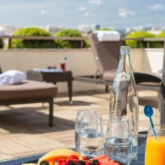 Hotel Barriere Le Gray d'Albion 4* Люкс фото 10
