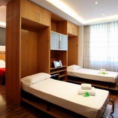Hotel SB Icaria barcelona 4* Стандартный номер с различными типами кроватей фото 11