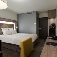 Отель Novotel Brussels City Centre 4* Улучшенный номер с разными типами кроватей фото 2