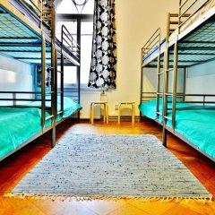 Hostel Diana Park Кровать в общем номере с двухъярусной кроватью фото 4