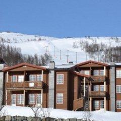 Отель Målselv Fjellandsby Апартаменты с различными типами кроватей фото 25