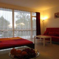 Отель Aparthotel Cote D'Azure 3* Студия Эконом с различными типами кроватей фото 44