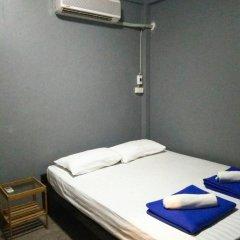 Отель Din Space Bangkok 2* Номер категории Эконом с различными типами кроватей фото 2