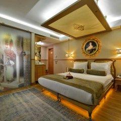 Отель Sultania 5* Номер Делюкс с двуспальной кроватью фото 13