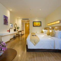Отель StarCity Nha Trang 4* Студия Делюкс с различными типами кроватей фото 8