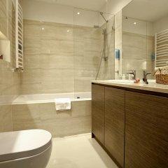Апартаменты Platinum Apartments ванная