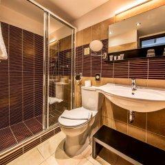 Boutique Hotel Budapest 4* Стандартный номер с двуспальной кроватью фото 13
