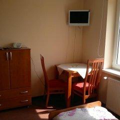 Отель Bluszcz 2* Стандартный номер с 2 отдельными кроватями фото 4
