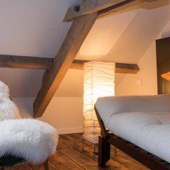 Отель Les Petites Vosges Люкс с различными типами кроватей