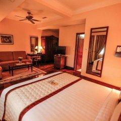 Du Parc Hotel Dalat 4* Номер Делюкс с различными типами кроватей