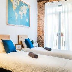 Отель Off Beat Guesthouse 2* Стандартный номер с различными типами кроватей (общая ванная комната) фото 12