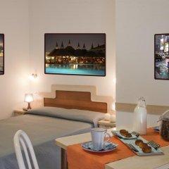 Отель Residence Blu Mediterraneo 2* Апартаменты с различными типами кроватей фото 5
