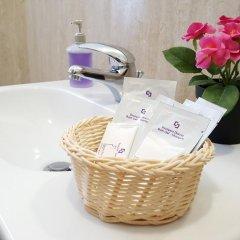 Отель Borzì City Center Rooms ванная