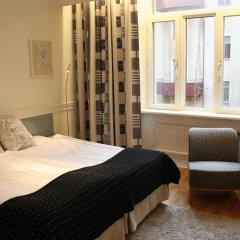 Отель Poseidon Швеция, Гётеборг - отзывы, цены и фото номеров - забронировать отель Poseidon онлайн комната для гостей фото 3