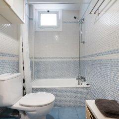 Отель Avenida Apartments Vallhonrat Испания, Барселона - отзывы, цены и фото номеров - забронировать отель Avenida Apartments Vallhonrat онлайн ванная