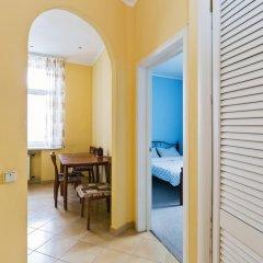 Гостиница MaxRealty24 Нижегородская 3 Апартаменты с 2 отдельными кроватями фото 18
