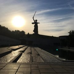 Мини-отель Ламберт Волгоград приотельная территория