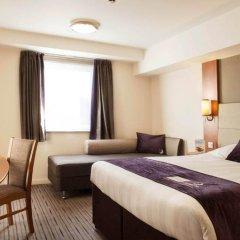 Отель Premier Inn London Bank - Tower 3* Стандартный номер с различными типами кроватей фото 3