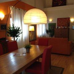Отель Duca degli Abruzzi Аоста гостиничный бар