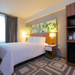 Отель Hilton Garden Inn New York/Central Park South-Midtown West 3* Стандартный номер с различными типами кроватей фото 3