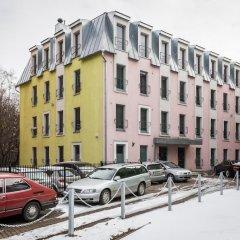 Апартаменты Best Apartments-Kotzebue парковка