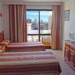 Отель Aparthotel Veramar 3* Улучшенная студия с разными типами кроватей