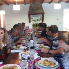 Отель Quinta das Colmeias питание фото 3