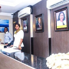 Отель Visa Karena Hotels интерьер отеля фото 2