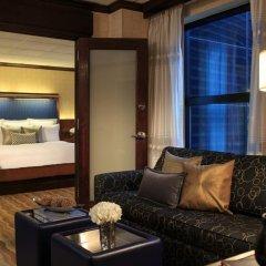 Renaissance New York Times Square Hotel 4* Представительский люкс с различными типами кроватей фото 6