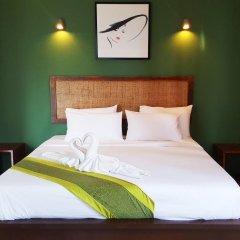 Отель Baan Khao Hua Jook 3* Стандартный номер с различными типами кроватей