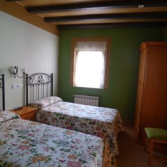 Отель Pensión la Campanilla 2* Стандартный номер с различными типами кроватей