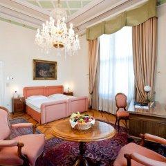 Regina Hotel 4* Номер Делюкс с различными типами кроватей фото 3
