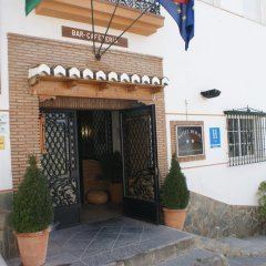 Hotel Juan Francisco вид на фасад